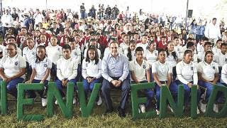 Inauguran abasto de agua potable a Neopupualco 2