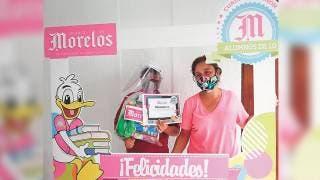 Cuadro de Honor de alumnos de 10 DDM Morelos 2