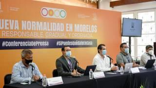 """Pide Cantú a ciudadanos de Morelos """"prepararse"""" para epidemia larga de COVID-19 2"""