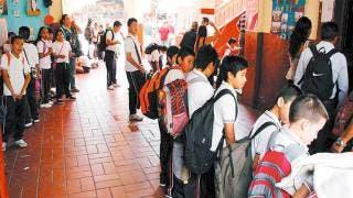 Revela INEE que los niños afirman sentirse seguros en su escuela 2