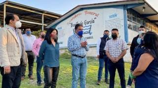 Anuncian recursos para insumos sanitarios en escuelas de Morelos 2