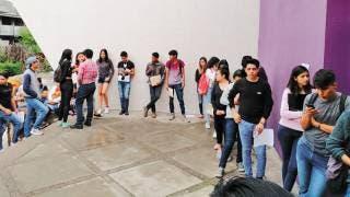 Buscan jóvenes ser reubicados en programa académico de la UAEM 2