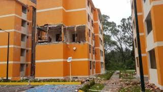 Informa Sedena sobre explosión en Unidad Habitacional Militar de Cuernavaca 2