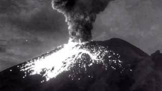 """Da el """"Grito"""" el Popocatépetl; registra nuevas explosiones 2"""