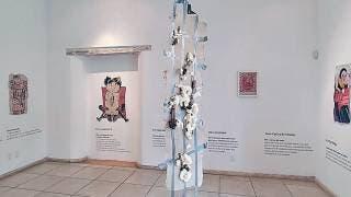Expo Instalaciones en el Museo de Cuernavaca 2