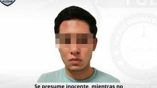Detienen a joven extorsionador perteneciente a Los Linos, en Cuernavaca 2