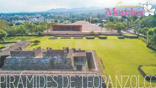Conoce Morelos: Las Pirámides de Teopanzolco 2