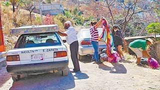 Sufre familia procedente de Guerrero daños de la pandemia 2