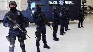 Reasignan federales a entidades con mayor inseguridad 2