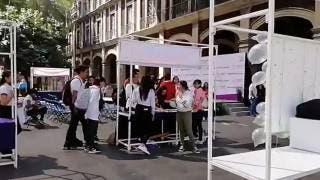 Feria informativa de salud sexual en el...