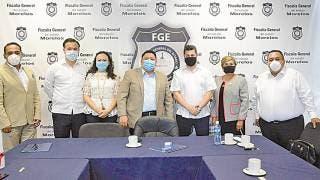 Charla fiscal con integrantes de la Federación Iberoamericana de Abogados  2