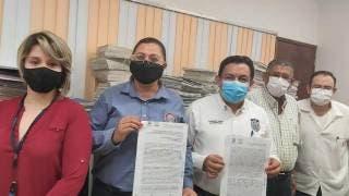 Revisan los contratos entre sindicatos y la Fiscalía de Morelos 2
