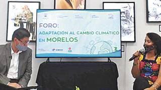 Estrategias locales contra cambio climático recomiendan