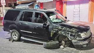 Fotonota: Se duerme al volante en Morelos 2