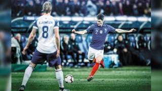 Golea Francia a Islandia 2
