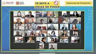 Premian proyecto contra tabaco en CIJ 2
