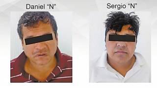 Caen 2 sujetos tras asaltar una gasolinera en Cuernavaca  2
