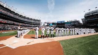 Inauguran temporada de Grandes Ligas de Beisbol en Estados Unidos 2