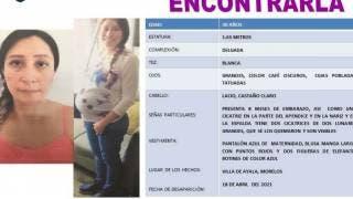 Joven embarazada lleva 10 días desaparecida en Morelos; temen por su vida 2
