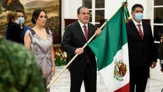 Conmemora Cuauhtémoc Blanco ceremonia por el Grito de Independencia 2