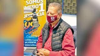 """""""Quiero ser parte de la transformación"""", afirma Hermilo Mejía 2"""