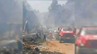 Continuará presencia de bancos de humo en Morelos tras incendio 2