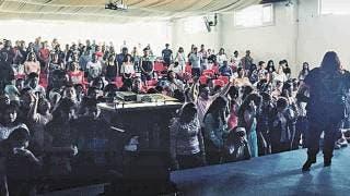 Persiguen delitos a iglesia La Vid en Cuautla 2