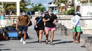 Quintana Roo, en riesgo de volver a semáforo rojo por r...
