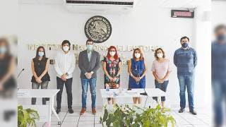Buscan Impajoven e INE fomentar cultura democrática en Morelos 2