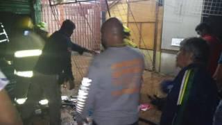 Incendio afecta a 3 locales en el mercado ALM de Cuernavaca 2