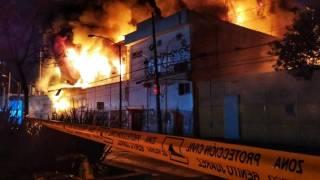 Se incendia subestación Coyoacán de la CFE, en CDMX 2