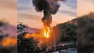 Queman basura y provocan incendio en Jiutepec 2