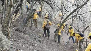 Suman 130 incendios en Morelos 2