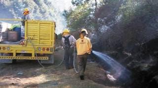 Registran 67 incendios forestales en lo que va del año en Morelos 2