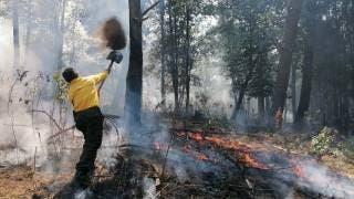 Son 4 los incendios activos en Morelos 2