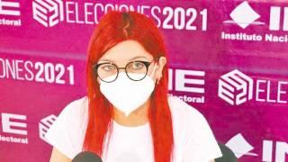 Reconoce INE Morelos acompañamiento de CES 2