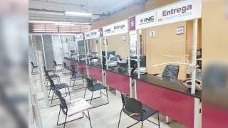 Abre INE sus módulos en Morelos a trámites generales 2