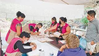 Arranca recuento de votos en consejos distritales federales de Morelos 2