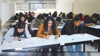 Aplicarán este domingo examen para ingreso a'prepa' 2