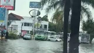 ¡Alerta de inundación!