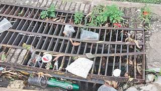 Limpian rejillas pluviales para evitar más inundaciones en Cuernavaca 2