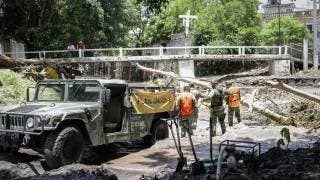 Son 172 casas afectadas por inundaciones en Morelos 2