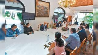 Acuerdan IP y Gobierno de Morelos esfuerzos para recuperación económica 2