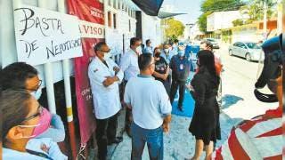 Atiende demandas ISSSTE Morelos 2