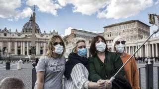 Italia a punto de ordenar toques de queda por COVID-19 2