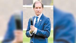 Reporta Cruz Azul al árbitro 2
