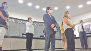 Eligen a Rubén Jasso Díaz como magistrado presidente del TSJ en Morelos 2