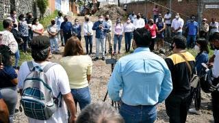 Arranca pavimentación de calles en Jiutepec 2