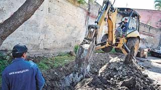 Amplían red de agua potable en Jiutepec 2