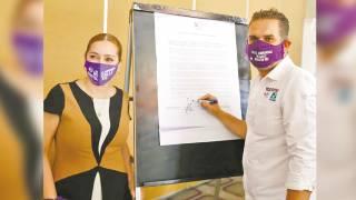 Garantiza Jorge Argüelles paridad de género en Cuernavaca 2